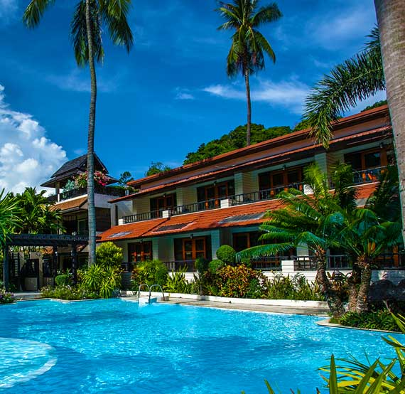 Phi Phi Island Cabana Hotel: Book Direct With Hotel